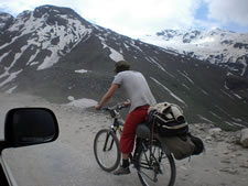 Leh Ladkah Cycling Tour with Exotic Asia Travels - 1