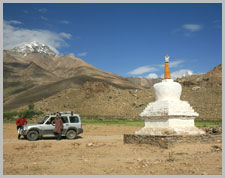 Zanskar Jeep Safari